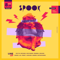 SPOOK - First Edition Benefice...